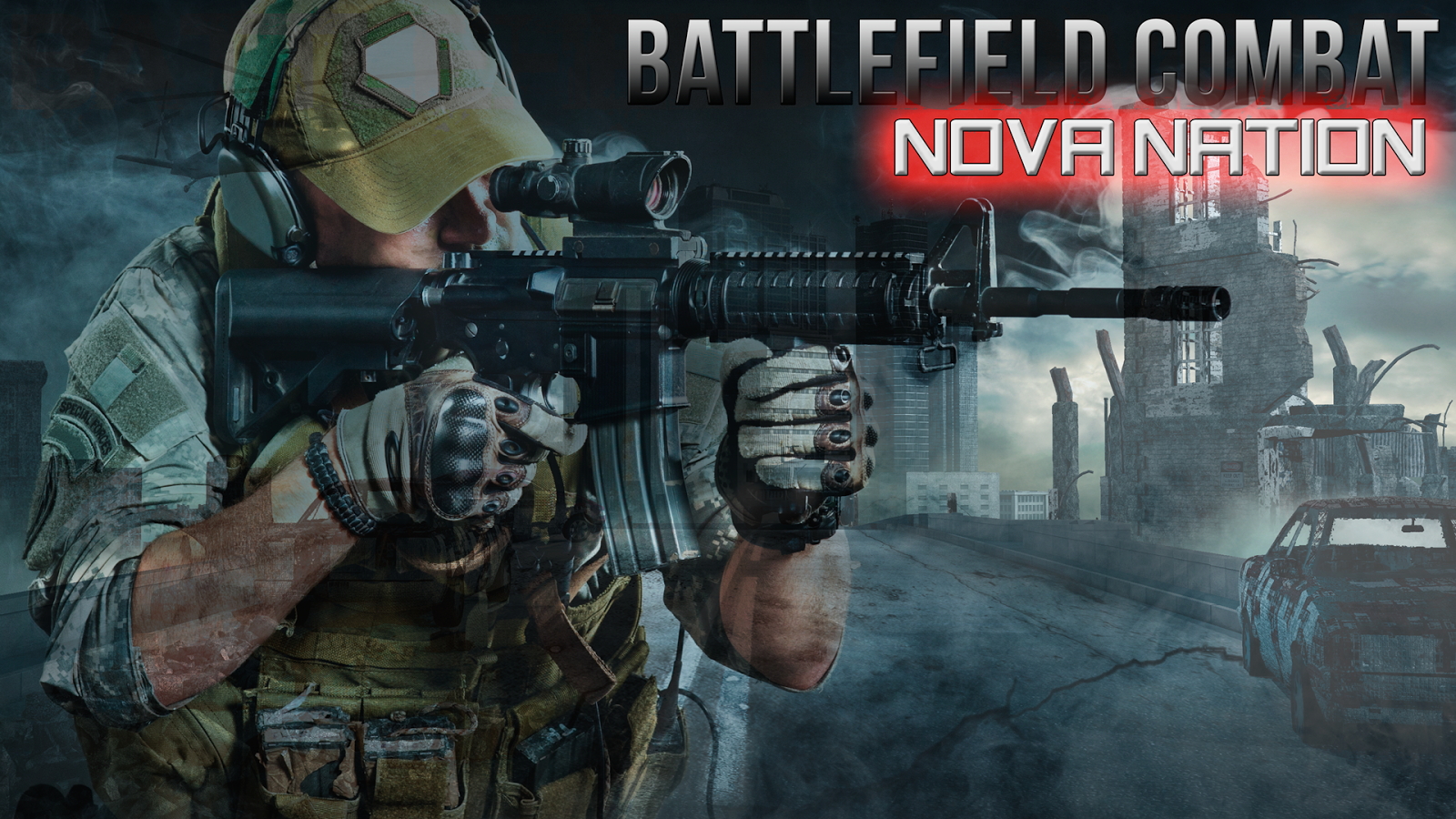 Battlefield Combat Nova Nation 1