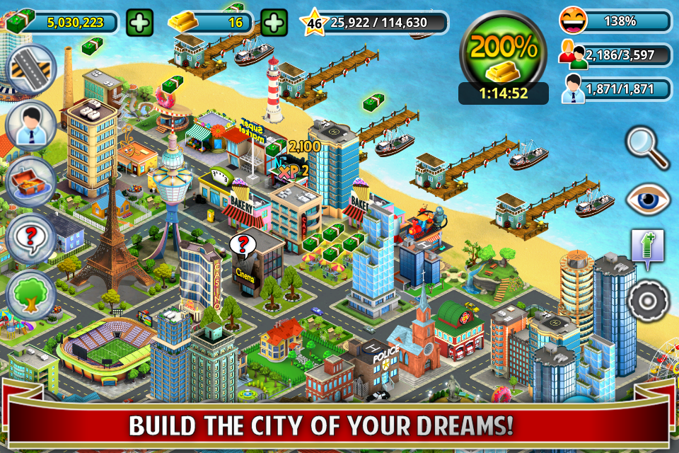 City Island ™ Builder Tycoon 1