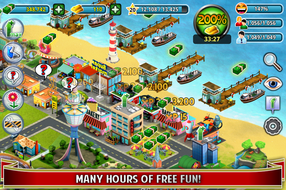 City Island ™ Builder Tycoon 3