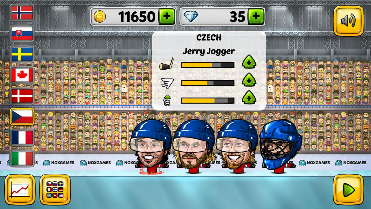 Puppet Ice Hockey 2014 Cup 6