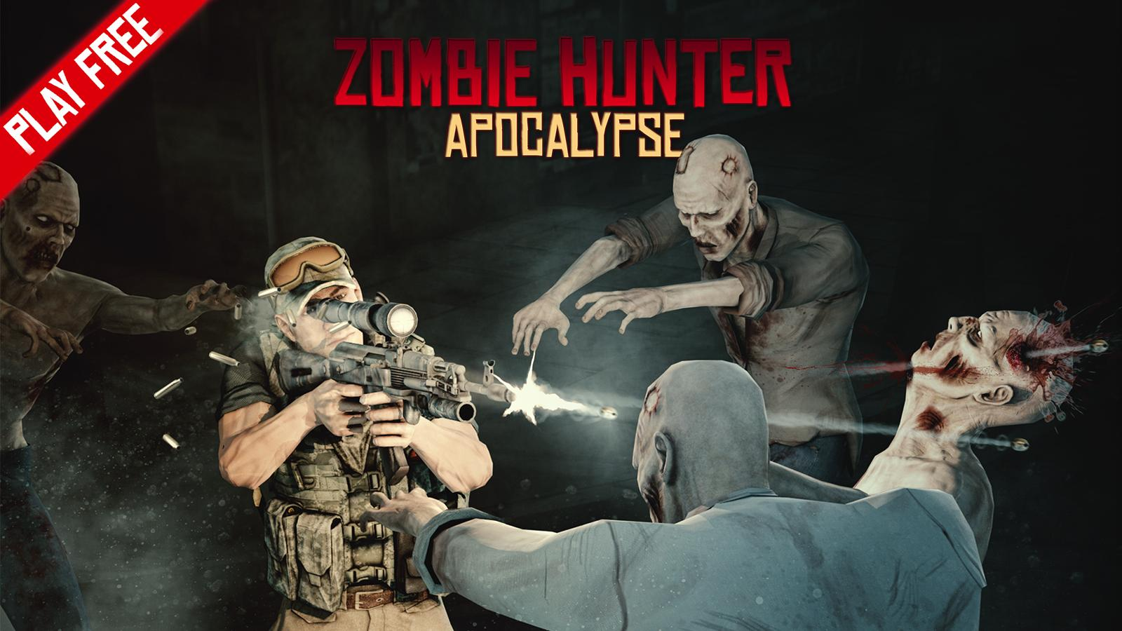 Zombie Hunter Apocalypse 1
