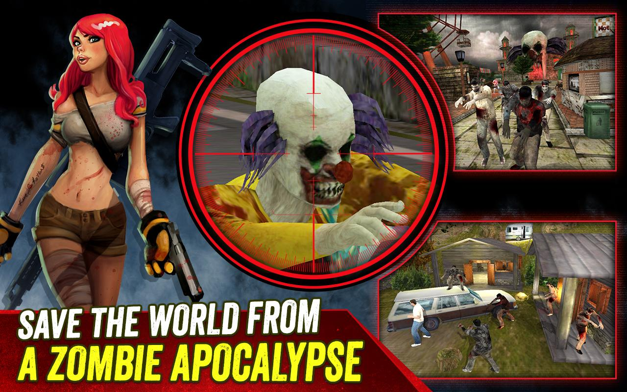 Zombie Hunter Apocalypse 4