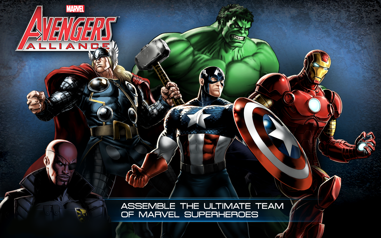download game marvel avengers alliance offline