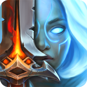 Bladebound: hack and slash RPG Apk v2.10.0 Mod Money logo