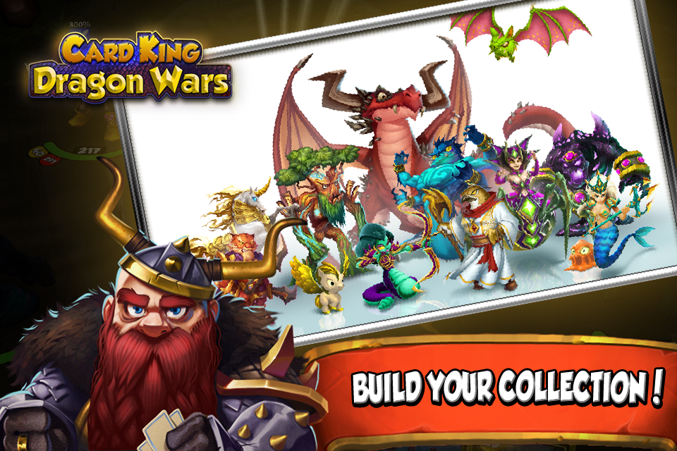 Card King Dragon Wars 3