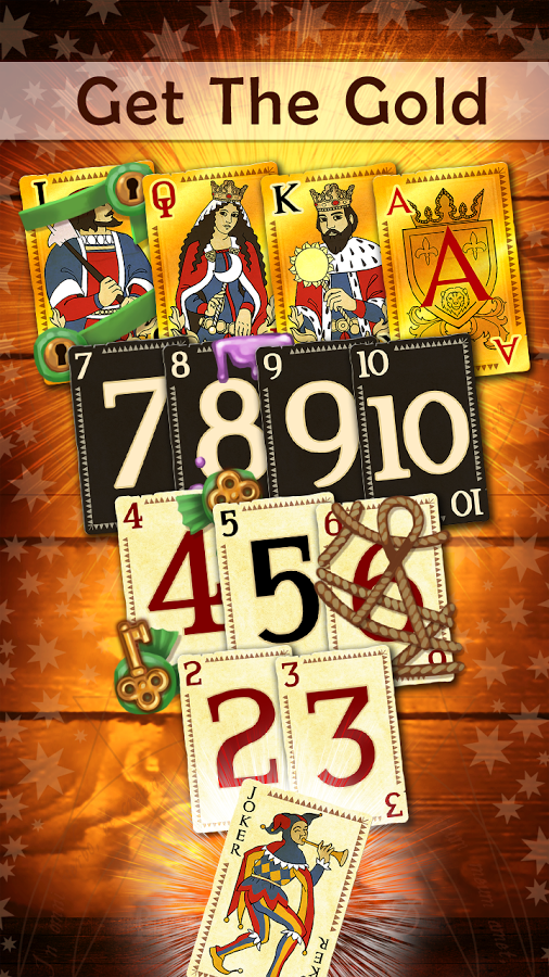 Clash of Cards Solitaire 3