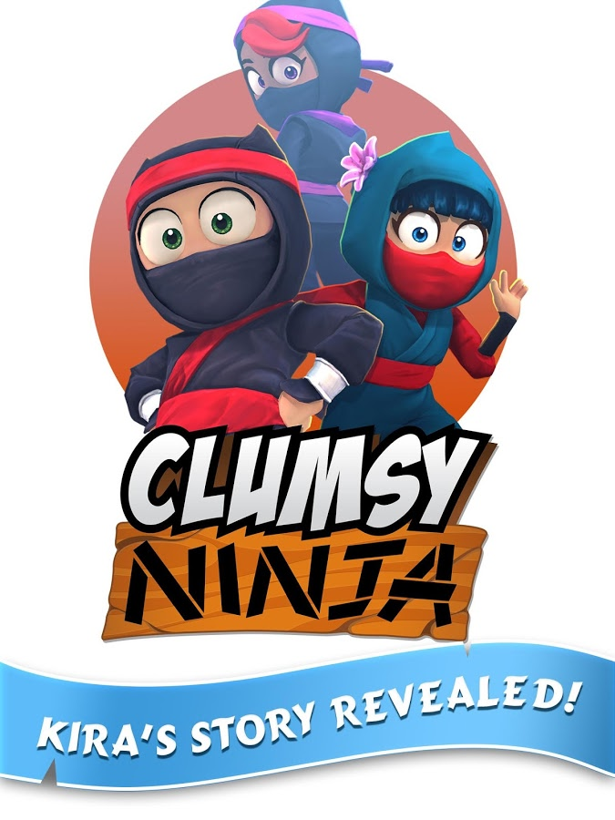 clumsy ninja mod apk unlimited gems and coins