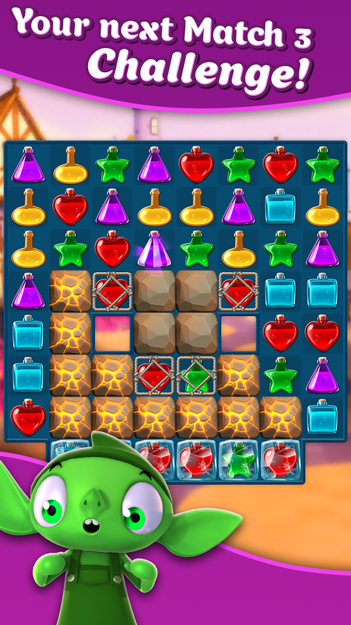 Potion Pop - Puzzle Match 1