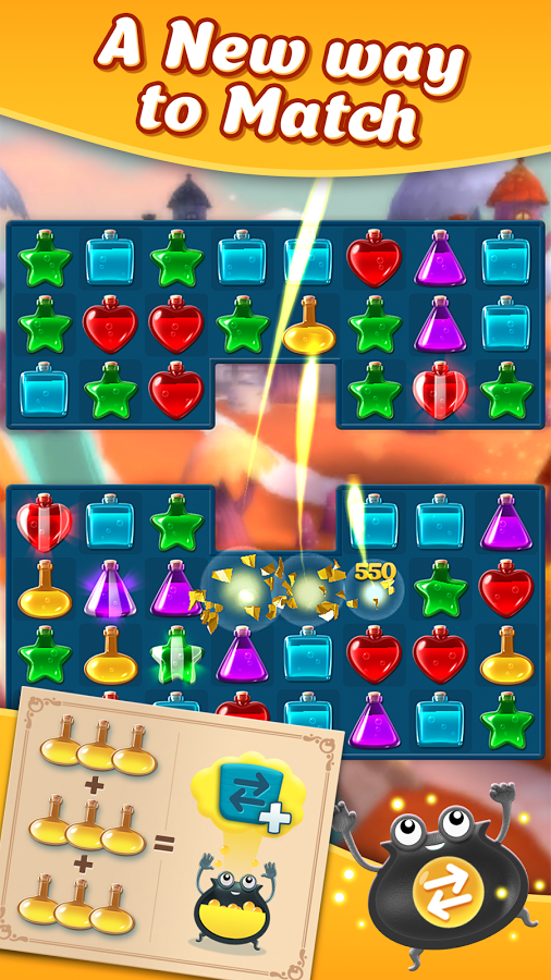 Potion Pop - Puzzle Match 2