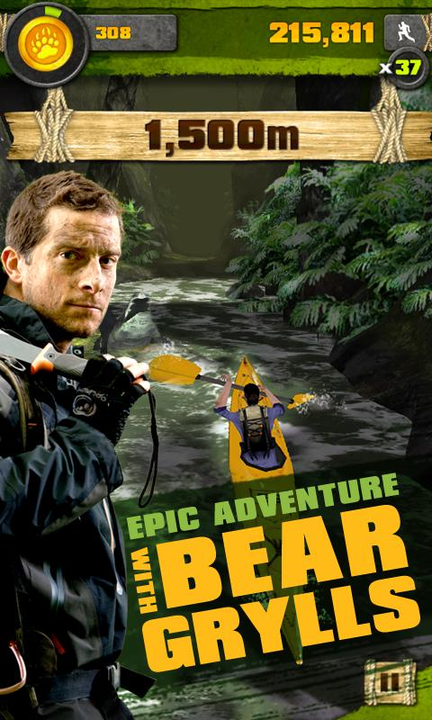 Survival Run with Bear Grylls 5