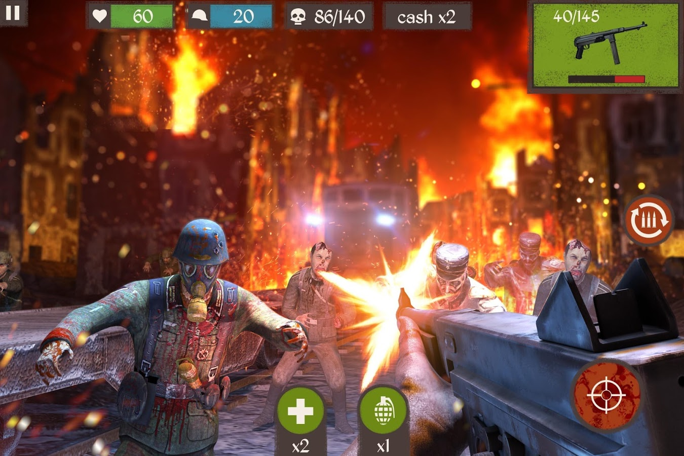 Zombie Call Dead Shooter FPS 4