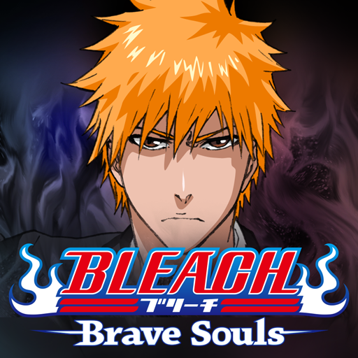 Bleach: Brave Souls Apk v11.1.0 Mod (God Mod & More) logo