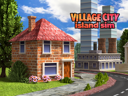 Village City - Island Sim