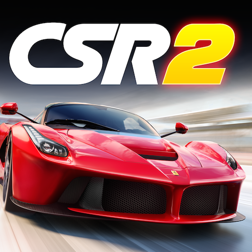 CSR Racing 2 v2.17.4 Apk Mega Mod Money logo