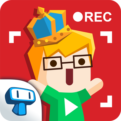 Vlogger Go Viral – Tuber Game v2.41.0 Apk Mod Money/Unlocked logo