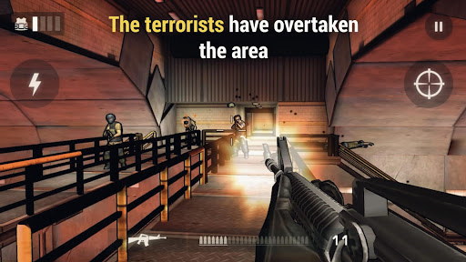 Major GUN : war on terror