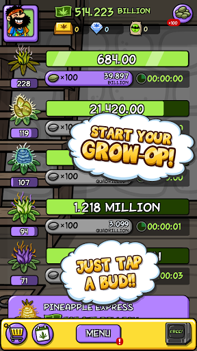 Pot Farm: High Profits