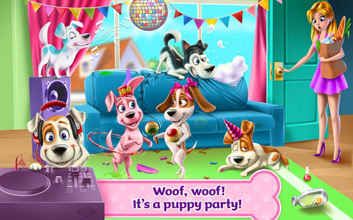 Puppy Life - Secret Pet Party