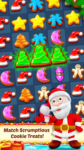Christmas Cookie - Fun Match 3