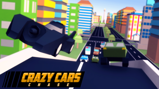 Crazy Cars Chase