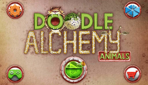 Doodle Alchemy Animals