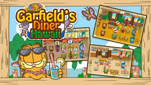 Garfield's Diner Hawaii