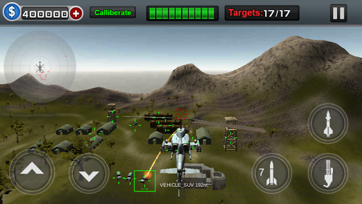 Gunship Air Battle