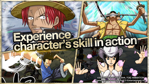 LINE: ONE PIECE TreasureCruise
