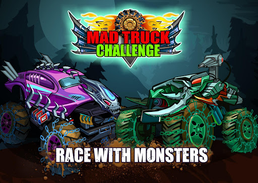 Mad Truck - Hill Climb Racing