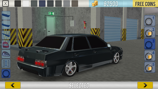 Russian Cars: 99 and 9 in City