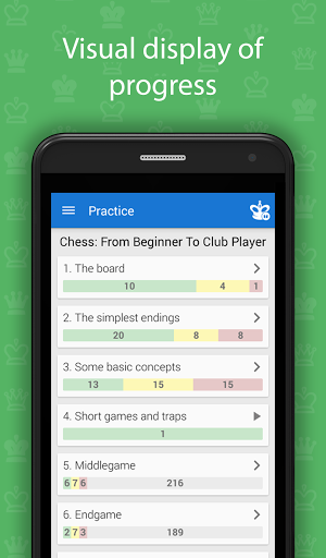 Chess: From Beginner to Club