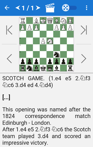 Chess Middlegame I
