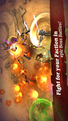 Clash for Dawn: Guild War
