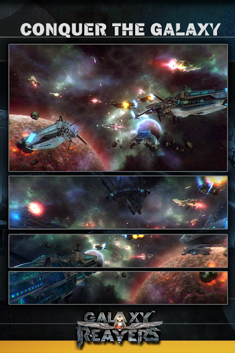Galaxy Reavers-Space RTS