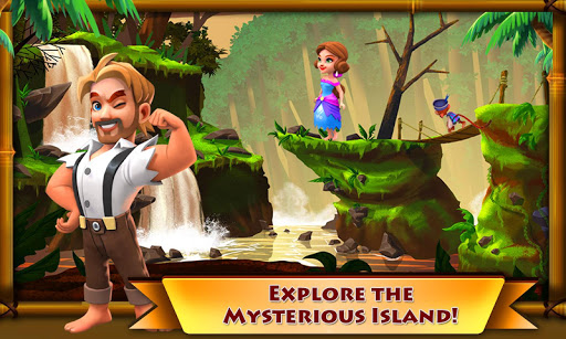 Shipwrecked Lost Island Story