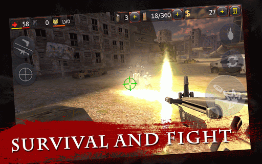 Zombie Hell 2 - FPS Slaughter