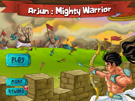 Arjun : Warrior of Mahabharata