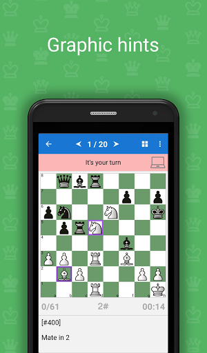 Mate in 2 (Chess Puzzles)