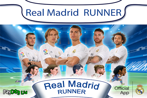 Real Madrid Runner