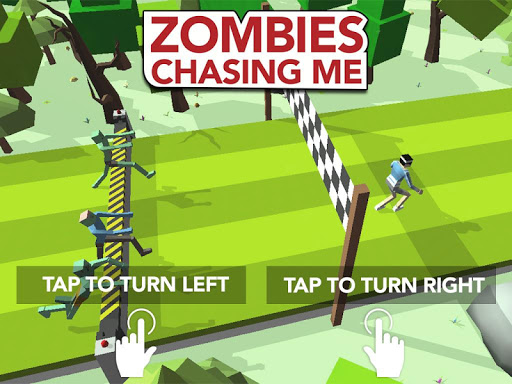 Zombies Chasing Me