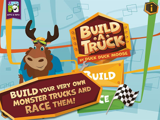 Build A Truck -Duck Duck Moose