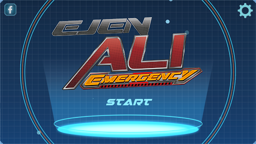 Ejen Ali : Emergency