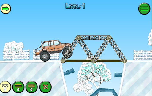 Frozen bridges (Free)