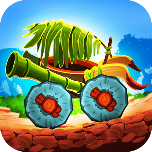Fun Kid Racing Prehistoric Run