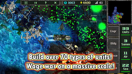 Land Air Sea Warfare RTS