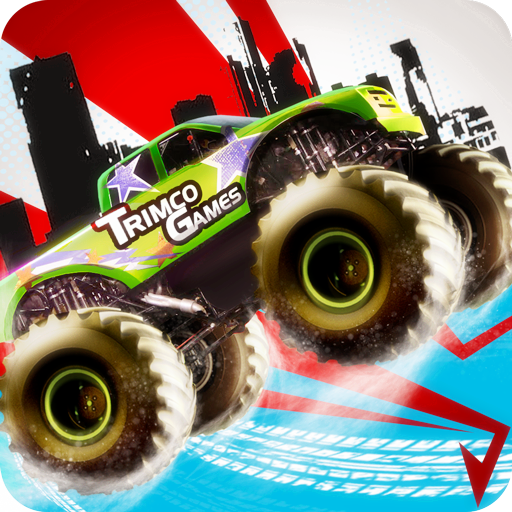 Monster Truck 4x4 Stunt Racer