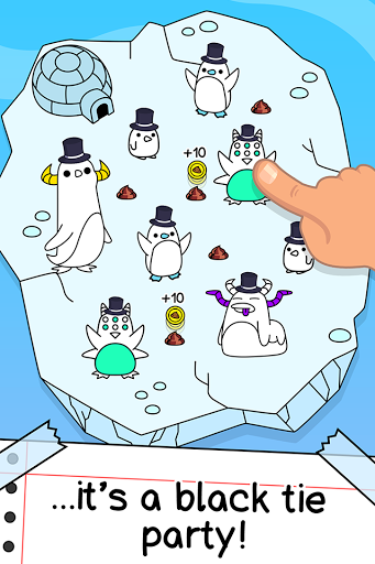 Penguin Evolution -  Clicker