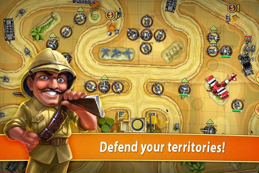 Toy Defense - TD Strategy