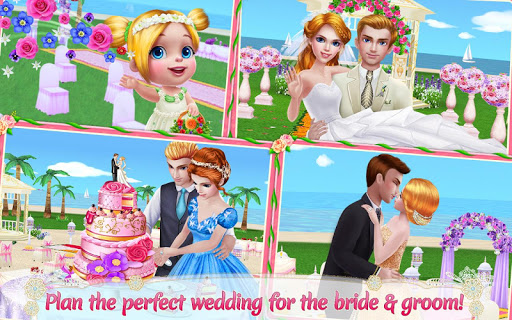 Wedding Planner - Girls Game