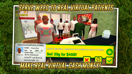 Weed Shop The Game